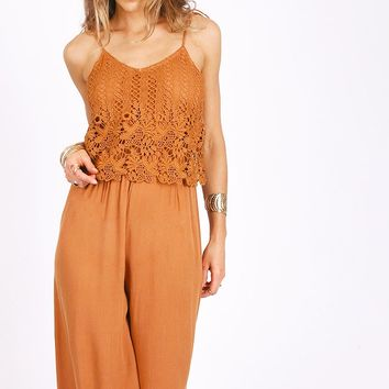 Out Of Luck Jumpsuit | Threadsence
