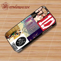 Five Second Of summer and one direction collages custom case for all phone case