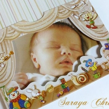 Baby Boy Girl Christening Invitation, Baby Boy Girl Baptism Invitation, Baby Boy Girl Shower Invitation Card, Baby Photo Invitation