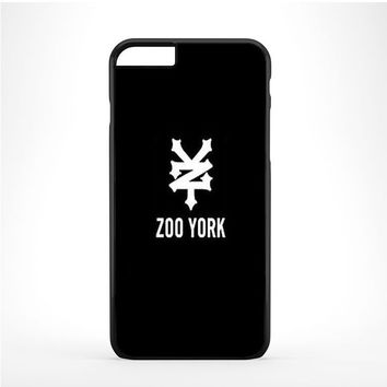 zoo york black logo Iphone 6 Plus | 6s Plus Case