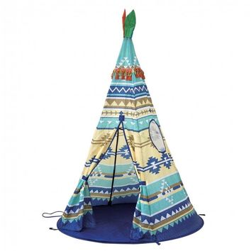 Fun Native Print Tent