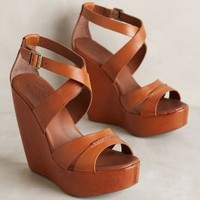 Kork-Ease Gracen Wedges Brown