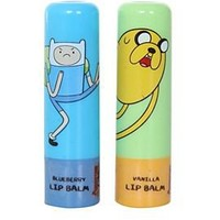 Adventure Time Finn & Jake Lip Balm 2 Pack - 143099