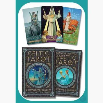 Celtic Tarot Deck & Book
