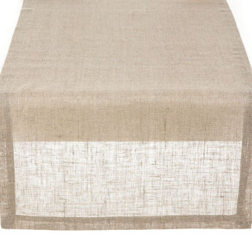Urban Chic Table Runner, Natural, Table Runners