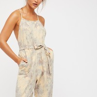 Free People Springtime London Jumpsuit