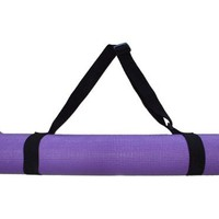 GOGO 32 inch Yoga Mat Harness Strap, Yoga Mat Carrying Strap (Just Strap, Not Mat!)