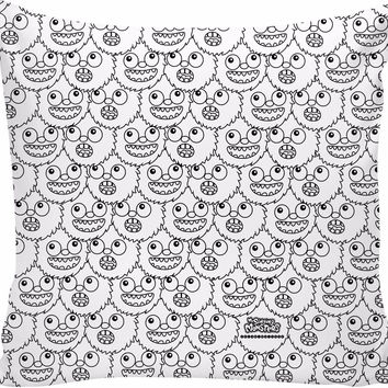 My Singing Monsters: Coloring Book Thumpies Pillow