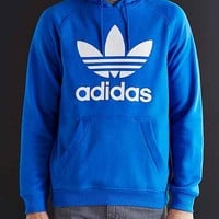 adidas Originals Raglan Trefoil Pullover Hooded