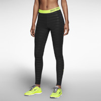 Nike Pro Hyperwarm Embossed Women's Training Tights