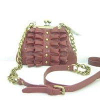Jessica Simpson Rosie Mini Crossbody Handbag Purse