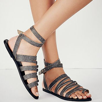 Free People Sunever Sandal - Black