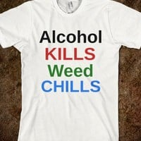 Alcohol/Weed