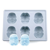 Star Wars Stormtrooper Silicone Ice Tray - buy at Firebox.com