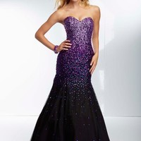 Mori Lee 95034 Prom Dress - PromDressShop.com