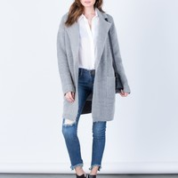 Limitless Wool Coat