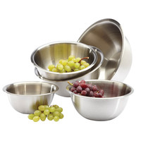 Amco HW 9-quart Stainless Steel Mixing Bowl | Overstock.com Shopping - The Best Deals on Bowls & Colanders