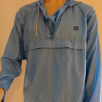 Vintage 'Levis' Anorak Jacket MADE IN USA - Size Small (Large Also Available) - Rare!!