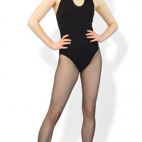 Cotton Leotard | Dance Leotard | Halter Neck Leotard
