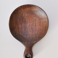 Dry Goods Scoop - Walnut