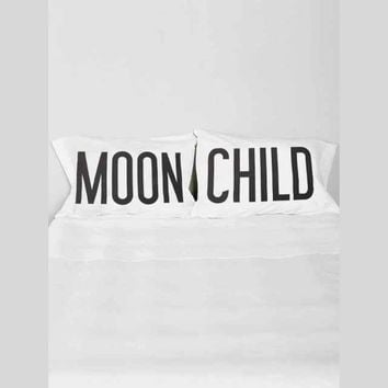 Moon Child Pillow Case Set - Gypsy Warrior