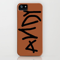 Andy iPhone Case by Ashleigh | Society6