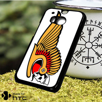 Hells Angels HTC One M7, One M8, One M9, One M9 Plus, One M10 Case