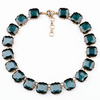 Crystal Statement Necklace | Two Colors