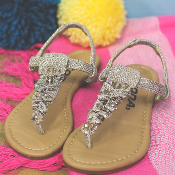 Make Believe Sandal