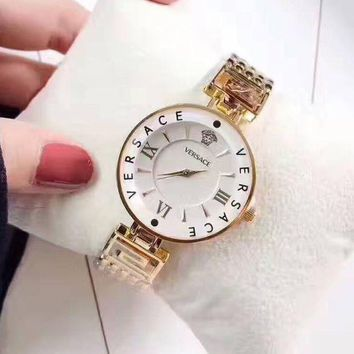 PEAPNQ2 Versace Women Fashion Quartz Movement Watch WristWatch5