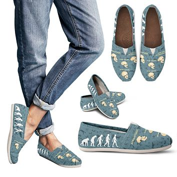 Theory of Evolution Casual Shoes