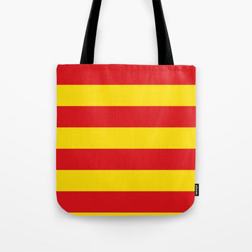 senyera catalunya-catalunya,cataluna,catalonha,espanya,iberica,Barcelona Tote Bag by oldking