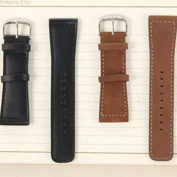 Sale! Luxury 38-42mm Genuine Leather Watch Band for Apple Watch