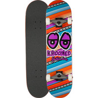 Krooked Serapeyes Dos Large Full Complete Skateboard Multi One Size For Men 24628995701