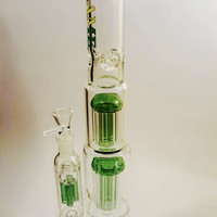 "Rush Flame - 19"" Four Layer Tree Percolator"