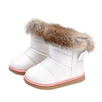 Cotton Winter Baby Warm Shoes