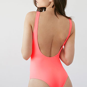 Scoop Back One-Piece