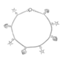 Bling Jewelry Beachy Beauty Charm