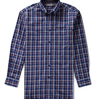 Daniel Cremieux Signature Twill Plaid Woven Shirt