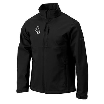 Chicago White Sox Ascender Softshell Jacket by Columbia Sportswear