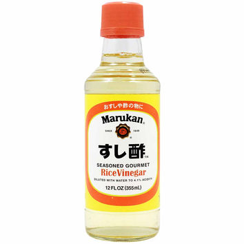 Marukan Seasoned Gourmet Rice Vinegar 12 fl. oz. (355ml)