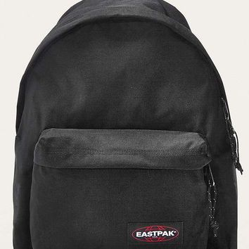 Eastpak Black Padded Pak'R Backpack | Urban Outfitters