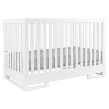 Karla Dubois® Copenhagen Convertible Crib in Pure White