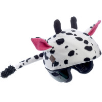Cow Kids Helmet Cover