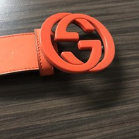 Pre-Owned Mens Gucci Belt