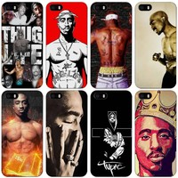 2pac Tupac And Biggie Black Plastic Case Cover Shell for iPhone Apple 4 4s 5 5s SE 5c 6 6s 7 Plus