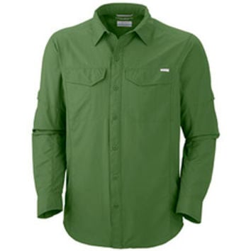 Columbia Men's Silver Ridge Long-Sleeve Shirt