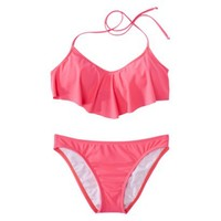 Junior's 2-Piece Ruffle Bikini Swimsuit