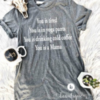 You is a Mama
