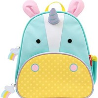 Skip Hop Zoo Little Kid's Backpack - Unicorn - Free Shipping